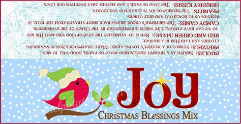 images of christmas blessings caramel potatoes 187 christmas blessings mix with printable tags