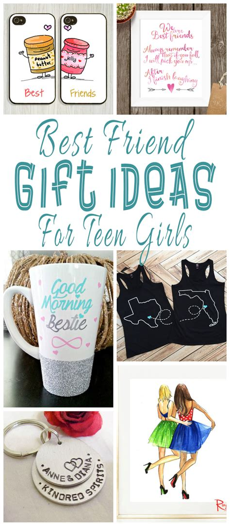 best friend gift ideas for teens omg gift emporium