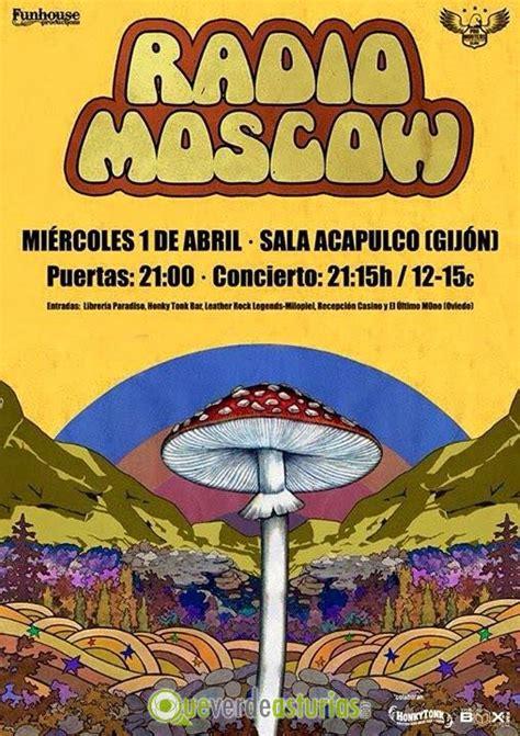 sala acapulco gijon radio moscow en la sala acapulco conciertos y m 250 sica en