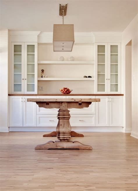 built in dining table custom dining room built in my work pinterest