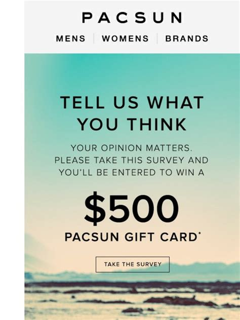 pacsun printable gift cards pacsun gift card amount gift ftempo