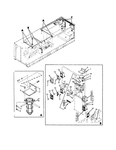 Figure 30 Ac Electrical Switches And Related Parts Sheet