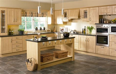Royal House Design Kitchen Doors Shaker Ribbed Kitchen Doors In Birch By Homestyle