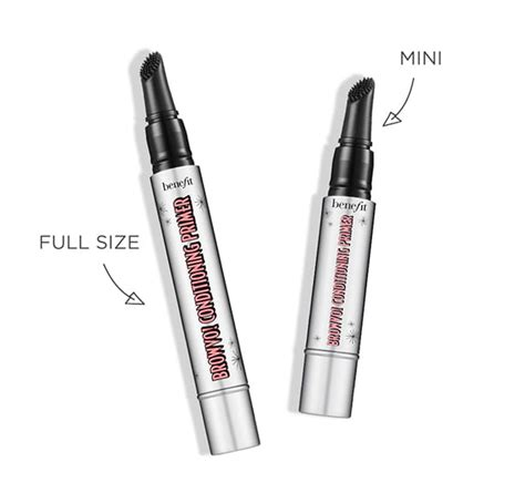 Benefit Browvo Brow Conditioning Primer browvo conditioning eyebrow primer benefit cosmetics