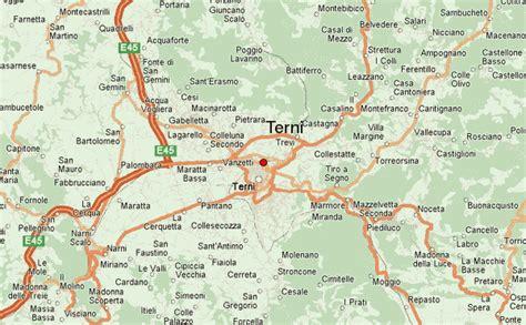 of terni terni location guide