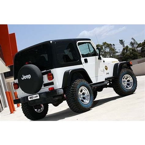 Jeep Rancho Rancho Moab Suspension Kit To Suit Jeep Tj Wrangler 1997