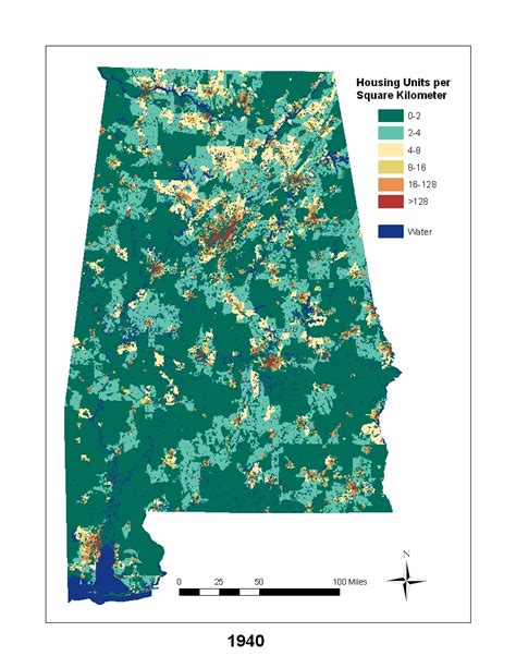 alabama housing alabama population density images