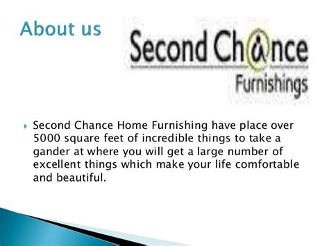 second chance home furnishing store best pricessecond