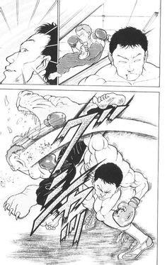 grappler baki manga pinterest anime manga