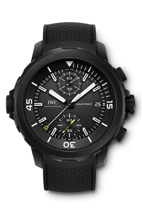 "IWC Aquatimer Chronograph Edition ""Galapagos Islands"" IW3795GA"