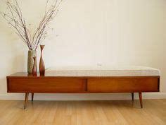 american of martinsville sofa ladderax retro vintage teak mid century wall unit shelves