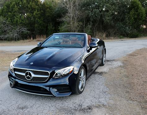 Mercedes E400 Convertible 2018 by Vehicle Review 2018 Mercedes E400 4matic Cabriolet