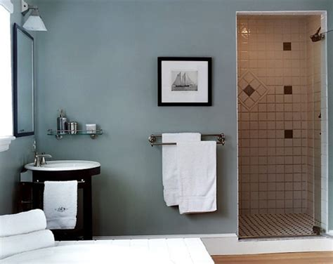 Paint Color Ideas For Small Bathrooms by Paint Color Ideas Popular Home Interior Design Sponge