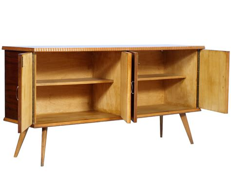 sideboard möbel credenza vintage design anni 50 mid century modern