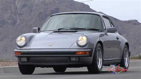 how to work on cars 1988 porsche 911 seat position control 1988 porsche 911 carrera commemorative edition youtube