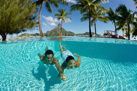 Ile De Tahit Tatahi Bora Bora by Papeete Moorea Bora Bora Rede Intercontinental