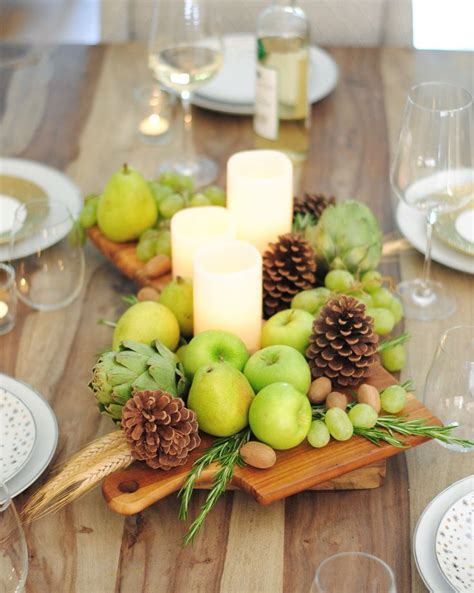 28 best edible christmas table centerpieces edible