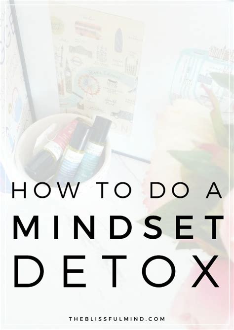 How To Detox Your Mind From Negativity by 63456 Best A Well Lived Images On