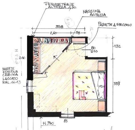 cabina armadio triangolare cabina armadio in mansarda