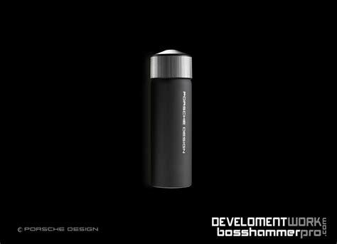 porsche water bottle design development design beratung entwicklung
