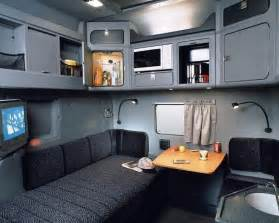Truck Cab Interior Accessories Big Rig Cab Interior With Sleeper Semi Tractor Truck