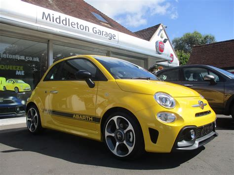 fiat 595 abarth for sale abarth used used 595 competizione for sale in west