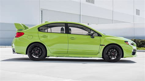 Image Gallery Green Wrx