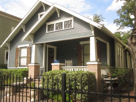 Sherwin Williams Favorite Tan the other houston more beautiful bungalow paint colors