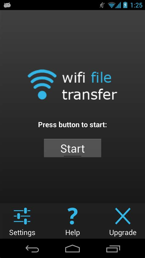 free wifi apps for android free software downloads wifi file transfer for android