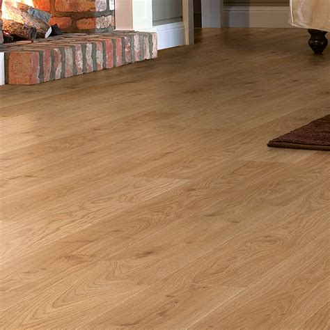 boxed andante natural white oak effect laminate flooring   pack ebay