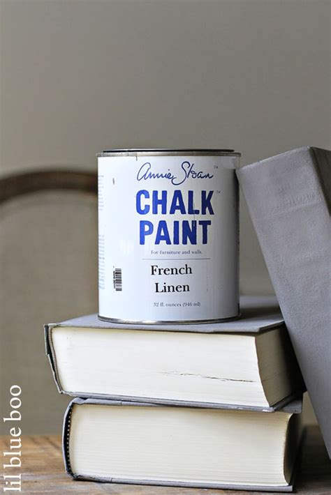How To Make Chalk Paint Books