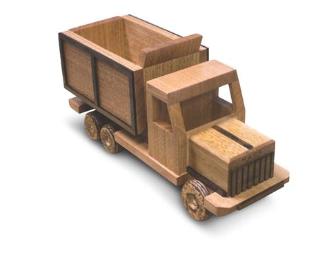 simple toy truck  shed
