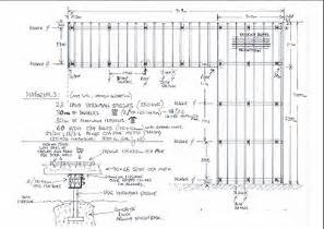 Program To Draw Floor Plans Free the joy of wood building a timber deck