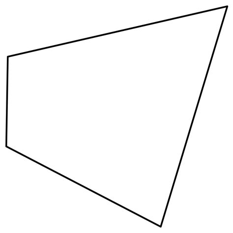 figuras geometricas wikipedia enciclopedia libre trapezoide wikipedia la enciclopedia libre