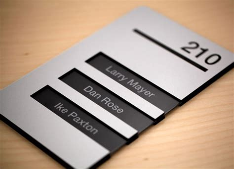 room name signs door sign with insert areas door signs with windows room number insert signage