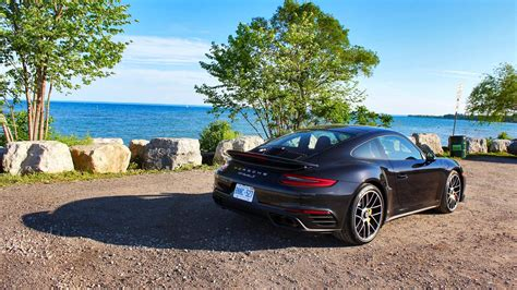 Porsche Turbo S Test by 2017 Porsche 911 Turbo S Test Drive Review