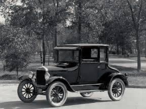 Ford T 1907 Ford Model T Milestones