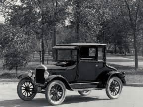 1907 ford model t milestones