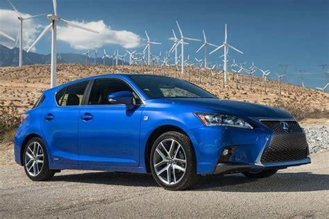 Lexus Ct200h Awd by 2016 Lexus Ct 200h New Car Review Autotrader