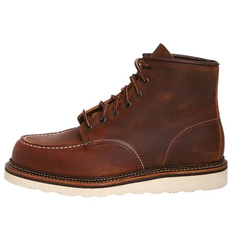 wing heritage boots wing heritage s moc toe boots 1907 ebay