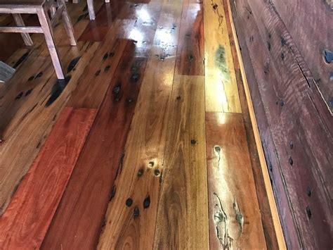 railway sleeper flooring tongue grooved flooring
