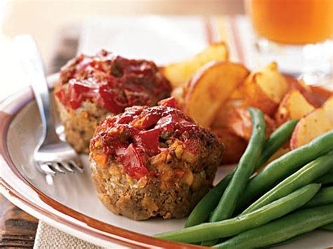 mini meatloaf cooking light our best loaf recipes cooking light