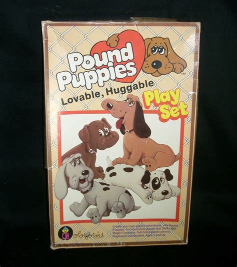 pound puppies 1980s 301 moved permanently