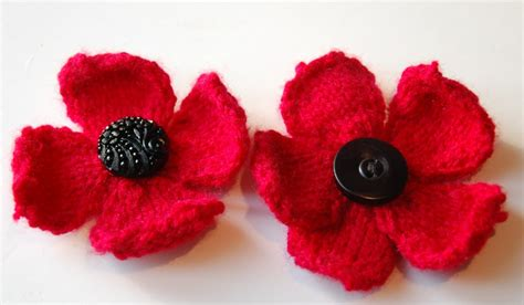 knitting pattern remembrance poppy poppy knitting pattern hobbycraft blog