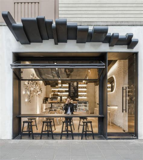 front door cafe menu the caf 233 aroma translated into a sculptural design in shanghai