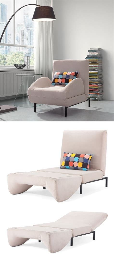 Comfy Single Chair by Comfy Arm Chair That Folds Out To A Sleeper Furnish