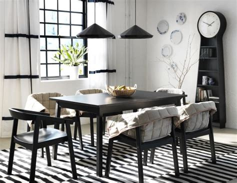 Ikea Dining Rooms by 19 Best Ikea Bjursta Dining Table Images On