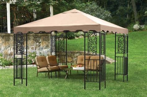 outdoor canopies and gazebos pergola gazebo ideas