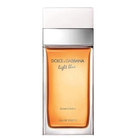 D G Light Blue 125ml Limited Edition dolce gabbana dolce and gabbana light blue limited edition sunset in salina review
