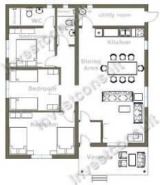 3 bedroom house floor plans home planning ideas 2017